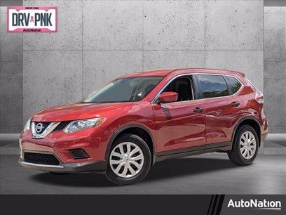 Photo Used 2016 Nissan Rogue S for sale
