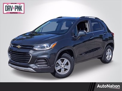 Photo Used 2017 Chevrolet Trax AWD LT w 1LT for sale