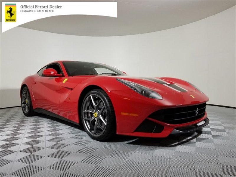 Photo Used 2017 Ferrari F12 Berlinetta  for sale