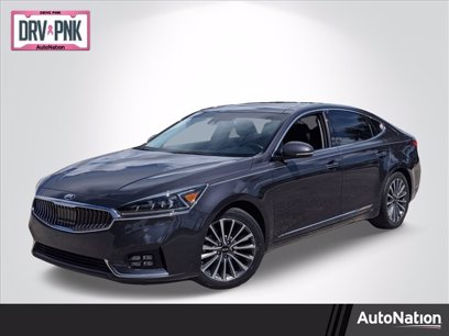 Photo Used 2017 Kia Cadenza Technology for sale