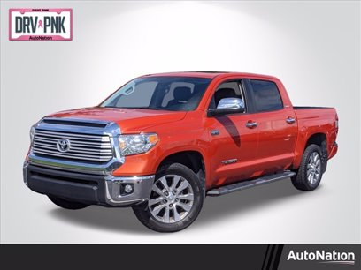 Photo Used 2017 Toyota Tundra Limited for sale