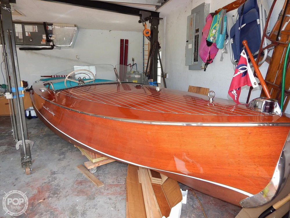 Photo 1950 Chris-Craft Racing Runabout