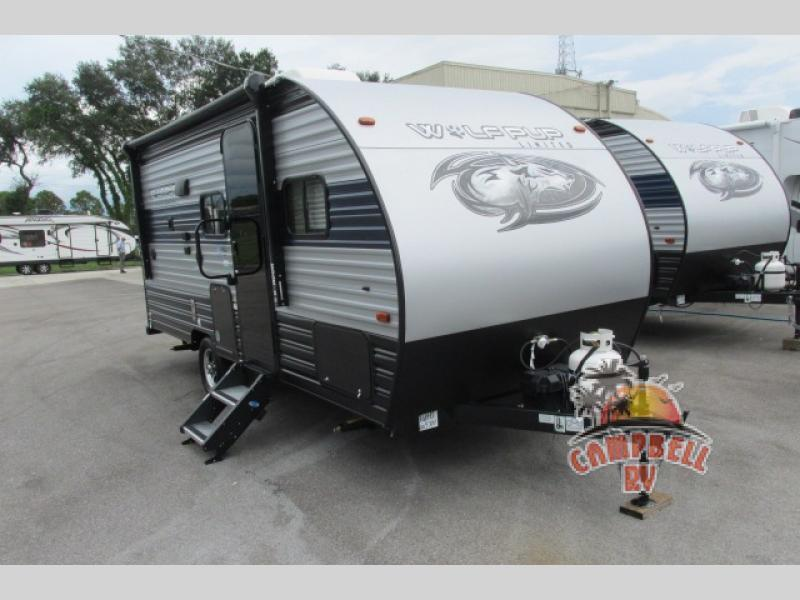 Photo 2021 Forest River Rv Cherokee Wolf Pup 16BHS $ 17994