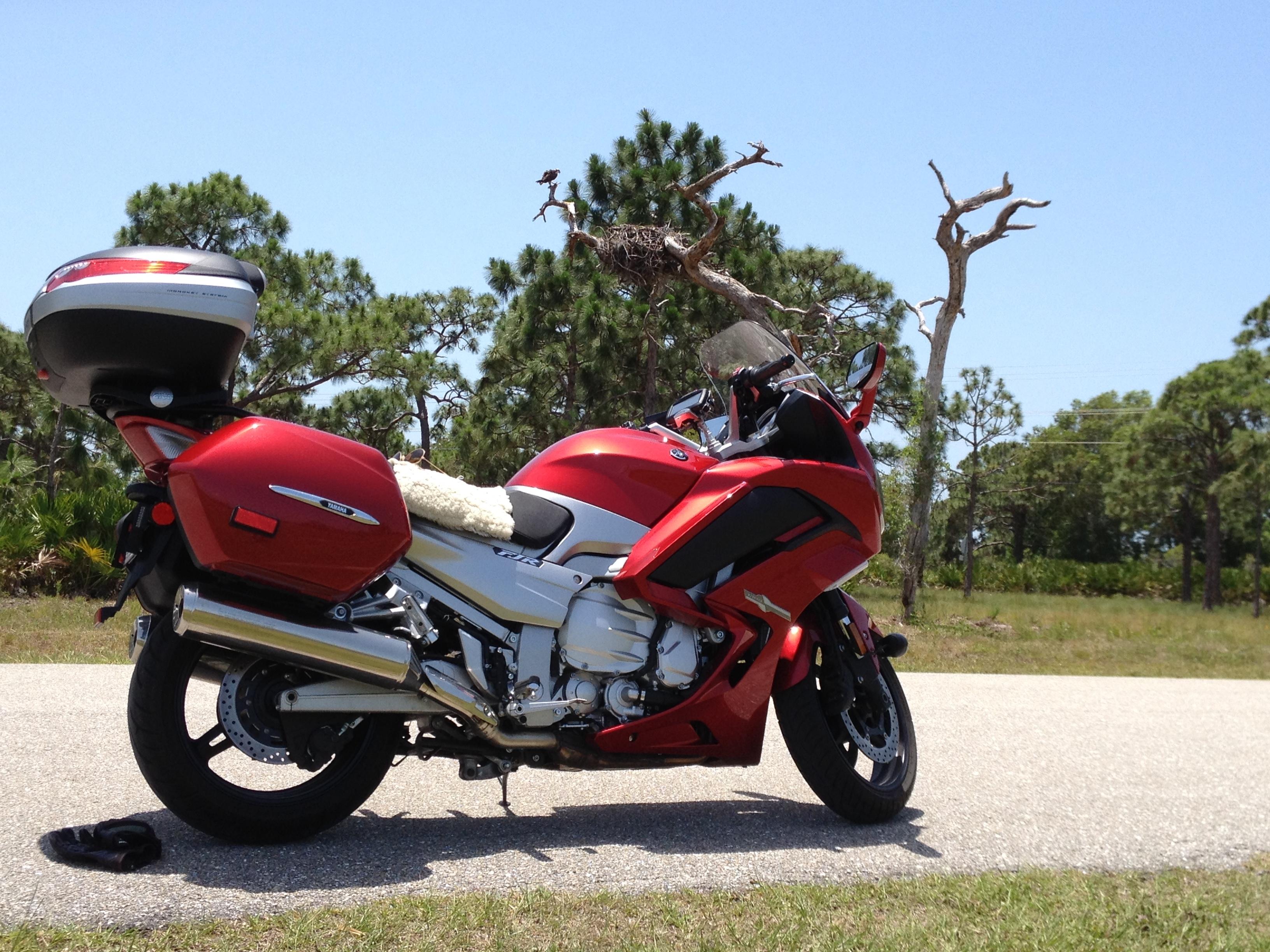 Photo 2014 Yamaha FJR 1300 ES $220.48220.48