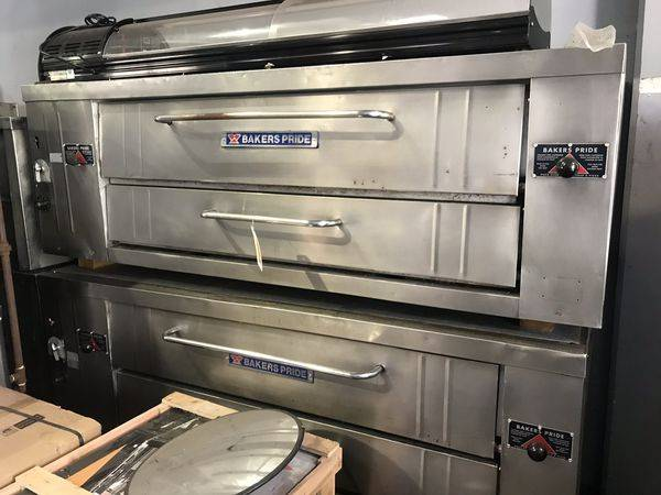 Photo bakers pride 602 double stack oven - $8500