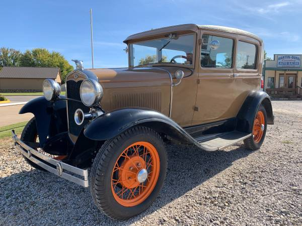Photo 1931 Ford Model A Coupe - $15,000 (Wister OK)