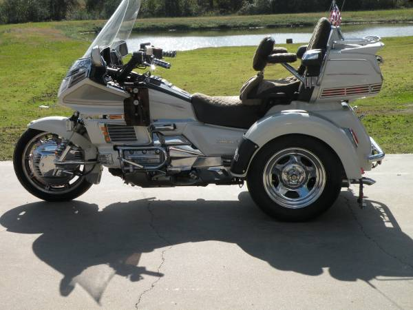 Photo 1990 Honda GW SE Trike 1500 - $10,500 (Mansfield, AR)