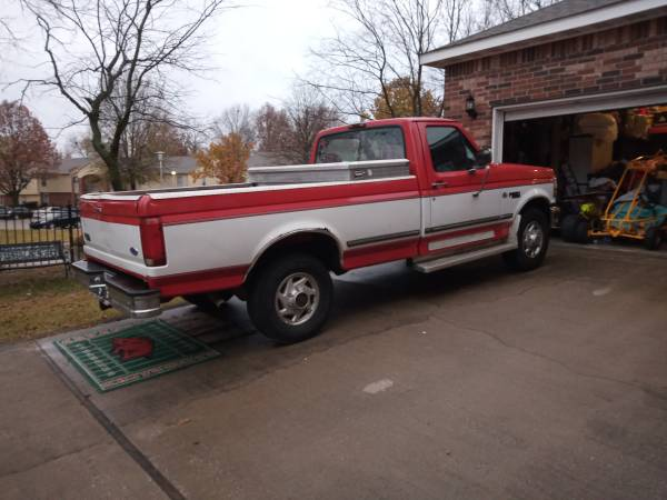 Photo 1997 ford f250 - $4,000 (Sdale)