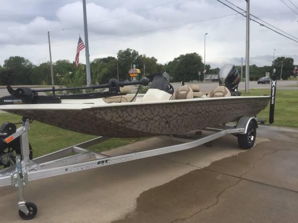 Photo 2021 Xpress Xp200 Catfish - $32,350 (Grove Ok)