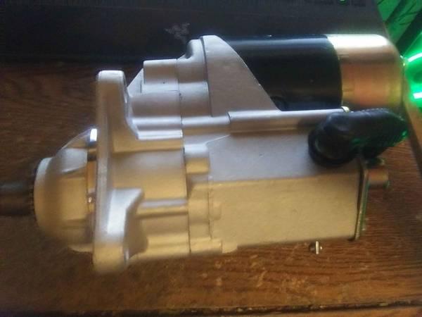 Photo 85-94 ford diesel starter 6.9 7.3 75-88 case - $80 (fort smith)