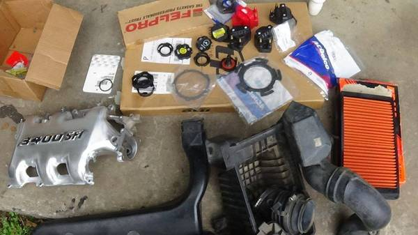 Photo 99-05 chevy pontiac olds buick 3.4 parts and grand am parts - $125 (fort smith)