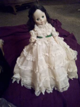 Photo Alexandria gone with the wind doll - $50 (Fort Smith)