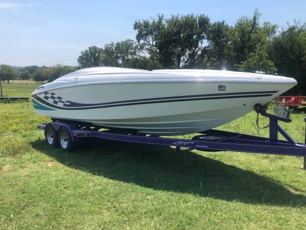 Photo Baja 24 boat - $20,500 (Stigler Oklahoma)