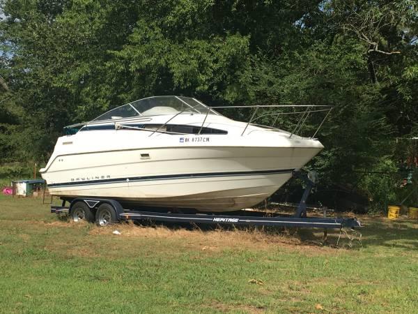 Photo Bayliner Ciera 2355 For Sale - $9,000 (Muldrow, OK)