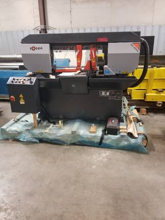 Photo Cosen Band Saw SH-500M - $11000 (Little Rock)