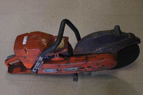 Photo Husqvarna 371K Concrete Saw - $350 (Fort Smith)