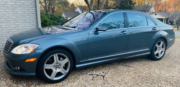 Photo MERCEDES-BENZ S550 AMG FOR SALE - $21,000 (FORT SMITH)