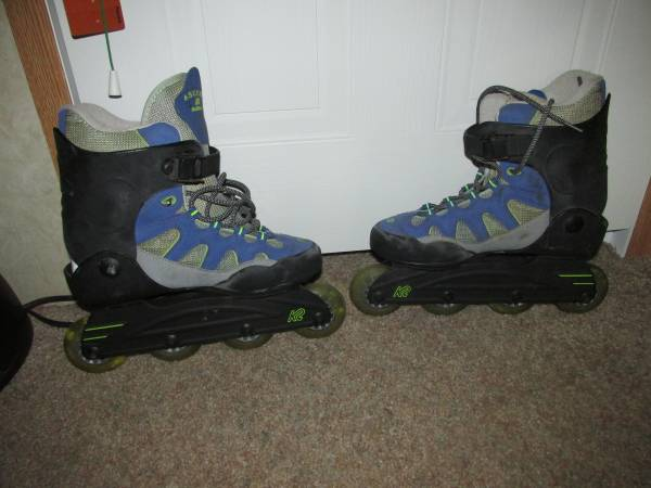 Photo Roller Blades - $25 (Booneville, Arkansas)