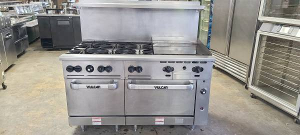 Photo Tomorrow at 730 PM Restaurant Equipment Online Auction - $1,234,567 (Tyler)