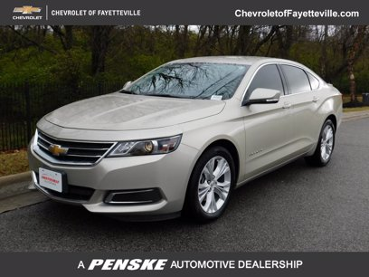 Photo Used 2015 Chevrolet Impala LT w Convenience Package for sale