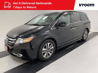 Photo Used 2015 Honda Odyssey Touring Elite for sale