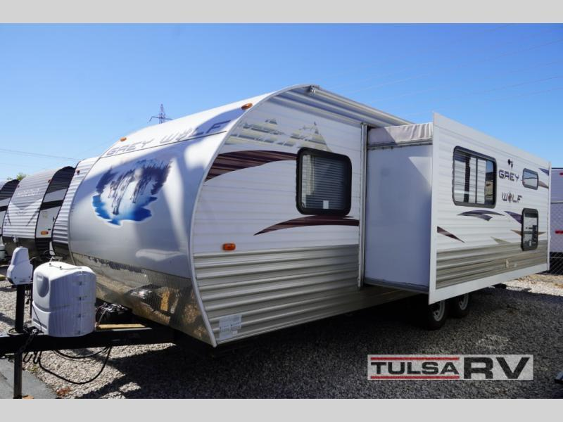 Photo 2011 Forest River Rv Cherokee Grey Wolf 25BH