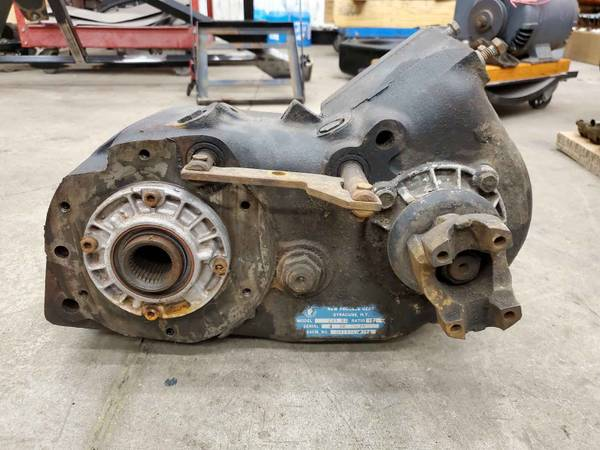 Photo 1978 Ford F250 np205 transfer case - $200