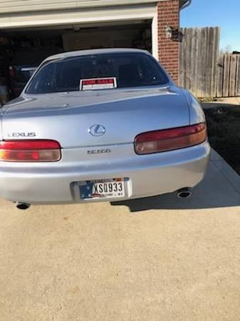 Photo 1995 Lexus SC300 - $5,500 (Fort Wayne Northeast)