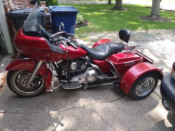 Photo 1998 Harley-Davidson road king - $6,500 (Anderson)