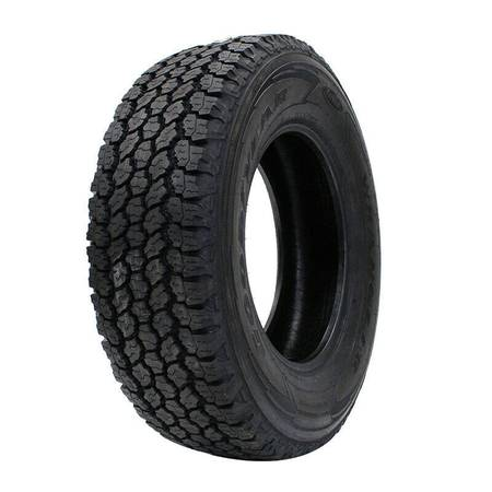 Photo (1) NEW 265 70 16 Goodyear Wrangler All-Terrain Adventure Kevlar Tire - $125 (Other GM  Ford  Ram Tires  Wheels Available -- Fort Wayne)