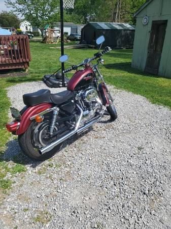 Photo 2000 Harley Davison Sportster 1200 - $4,500 (Wabash)