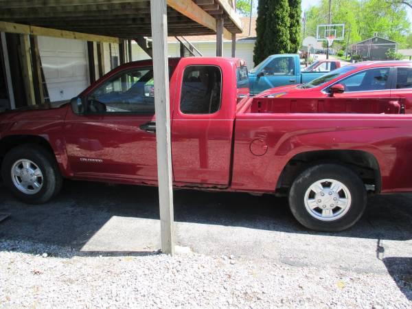Photo 2005 Chevy Colorado LS EXT Cab - $3,500