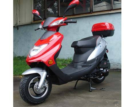 Photo $200 off 150cc NEW SCOOTERS street ready - $1,095 (Angola, in Home deliverytemp tag inc.)