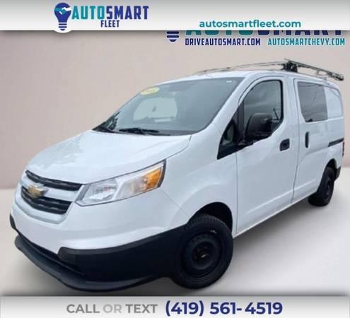 Photo 2015 Chevrolet City Express Cargo Van Cargo Van LT - $18,995 (_Chevrolet_ _City Express Cargo Van_ _Va)