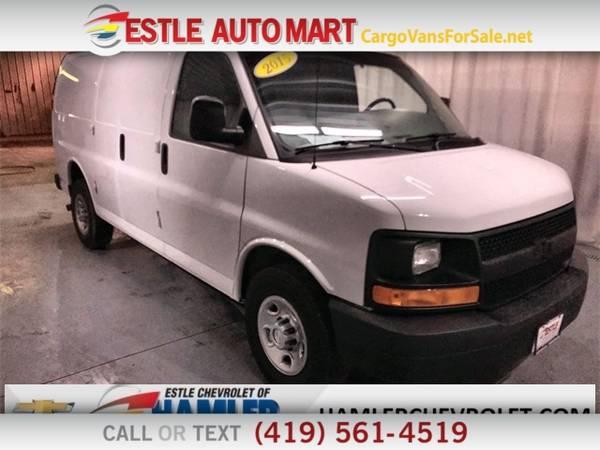 Photo 2015 Chevrolet Express Cargo Van 2500 Van - $12995 (_Chevrolet_ _Express Cargo Van_ _Van_)
