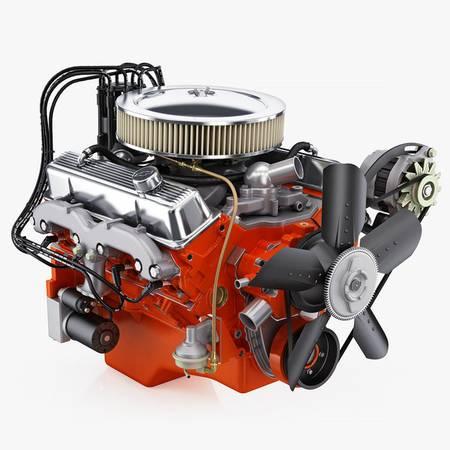 Photo 2 350 chevy small block engines - $600 (Ft wayne)