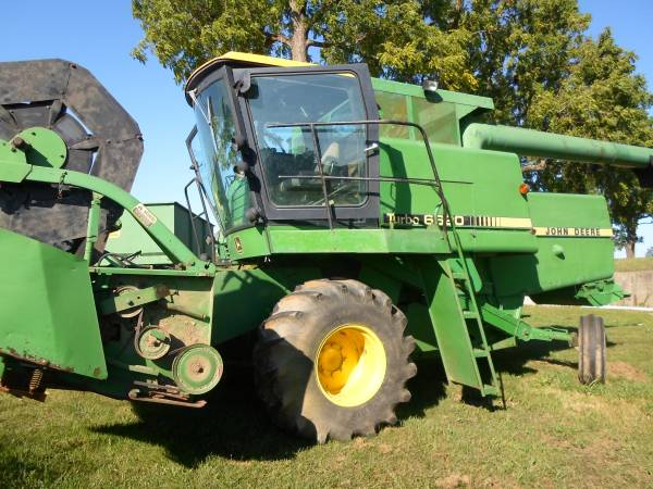 Photo 6620 John Deere - $6,950 (Garrett)