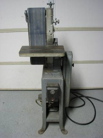 Photo 6x48 Rockwell Delta Belt Sander - $500 (Albion)