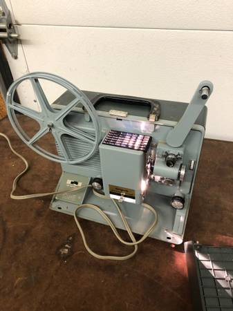 Photo Argus Showmaster Projector 500 - $45 (DecaturFt Wayne, IN)