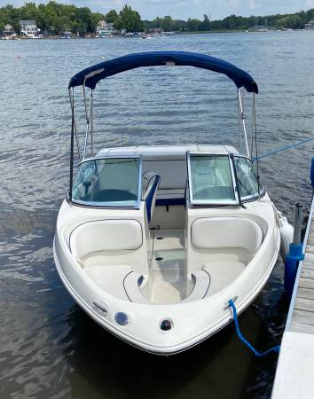 Photo Boat for Sale with trailer - $11,400 (Fremont)