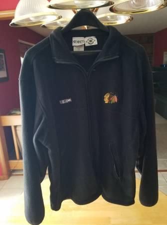 Photo Brand New CCM NHL Chicago Blackhawks Jacket, Make Offer (Fort Wayne)