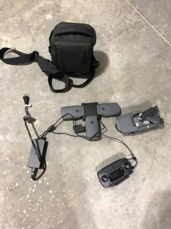 Photo DJI Mavic Pro drone - $550 (Fort Wayne)