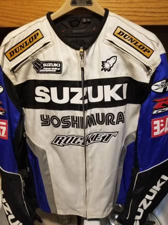 Photo GSXR men39s racing jacket Joe Rocket - $75 (Auburn)
