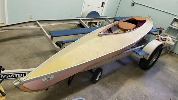 Photo Hard to find vintage Folbot 197039s Double Kayak Canoe - $300
