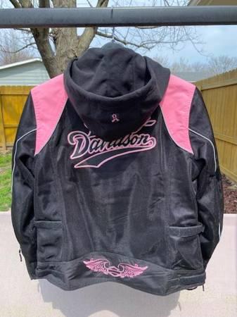 Photo Harley Davidson Womens Jacket with removable liner - $375 (Fort Wayne)
