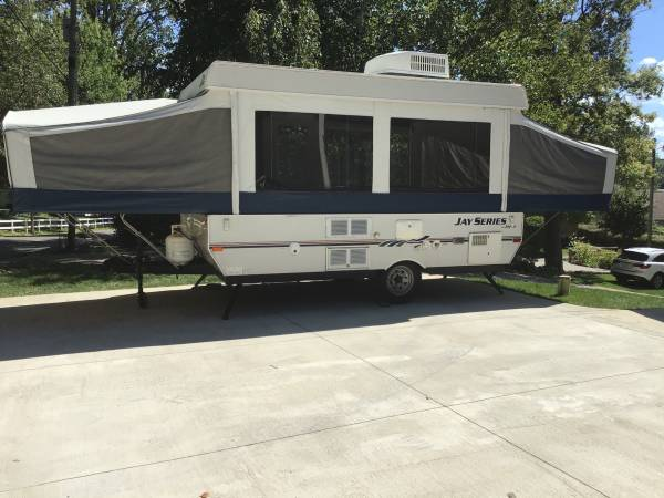 Photo JAYCO POP UP CAMPER 2008 - $3,550 (WARSAWLEESBURG)