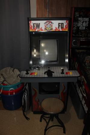 Photo Multicade arcade machine - $1000