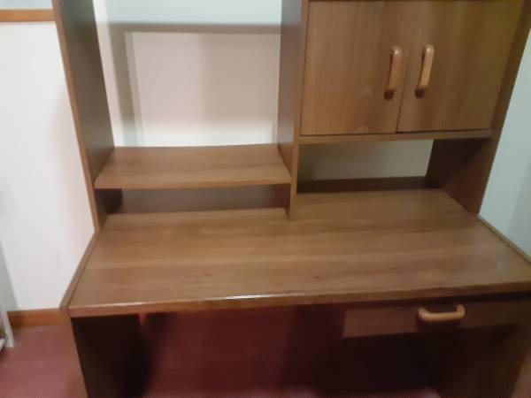 Photo Office Desk  Computer Desk - $35 (Warsaw)