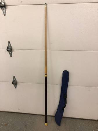 Photo Players Pool Cue Stick Purple - $50 (DecaturFt Wayne, IN)