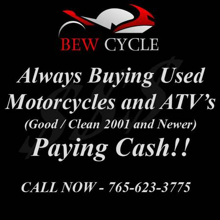 Photo Selling your Motorcycle made easy (IndianaOhio)